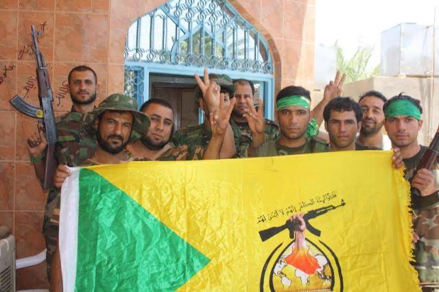 ktaeb hizballah fighters